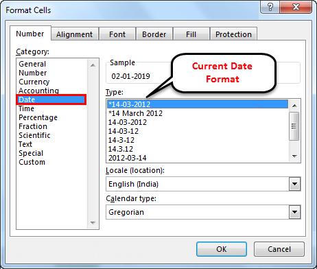 Insert date example 3-5