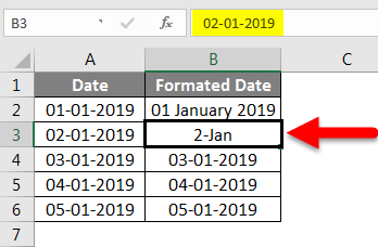 Insert date example 3-7
