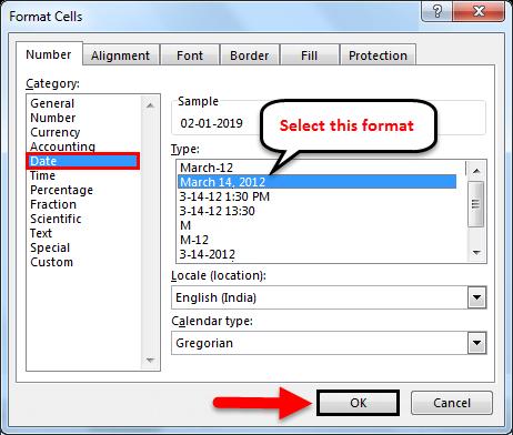 Insert date example 3-8