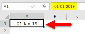 Insert date example 4-1