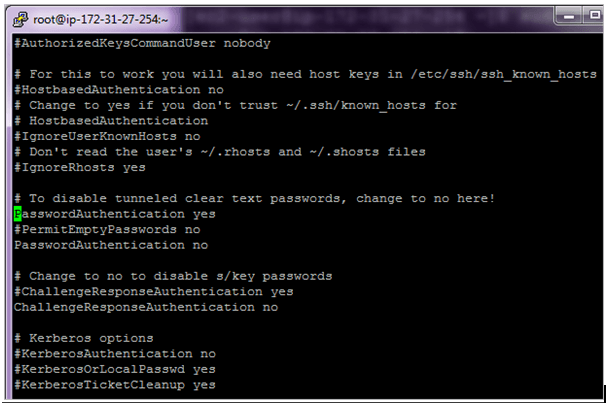 Ansible Installation Step 2-1