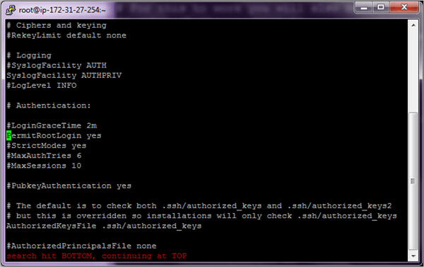 Ansible Installation Step 2-2