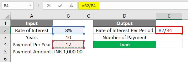 PV Formula Example 1-2