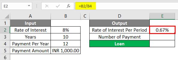 PV Formula Example 1-3