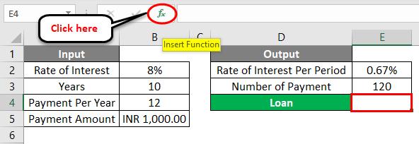 PV Formula Example 1-6