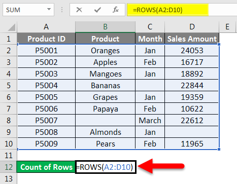 Row-count-example-4-2