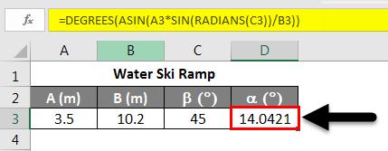 arcsine or inverse sine