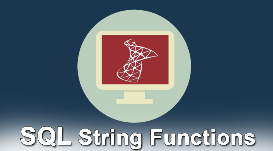 SQL String Functions