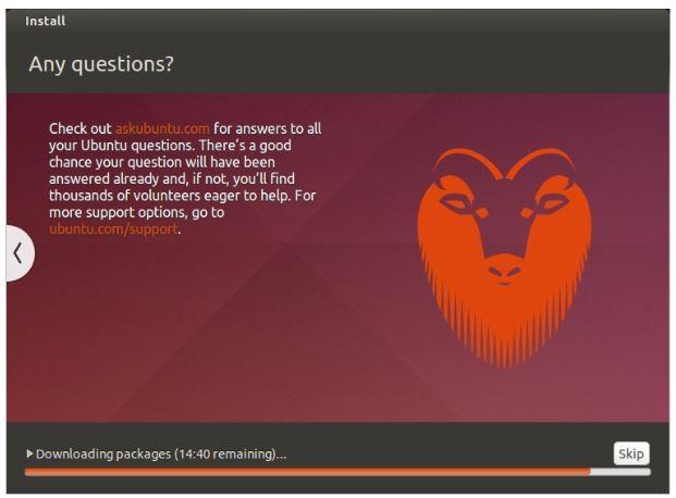 Ubuntu Install 9
