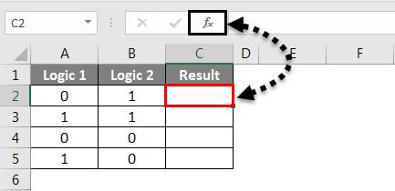 XOR Function Example 1-2
