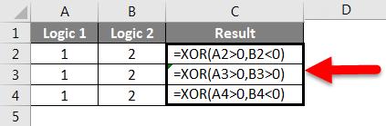 XOR Function Example 3-3