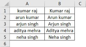 change case example 4-3