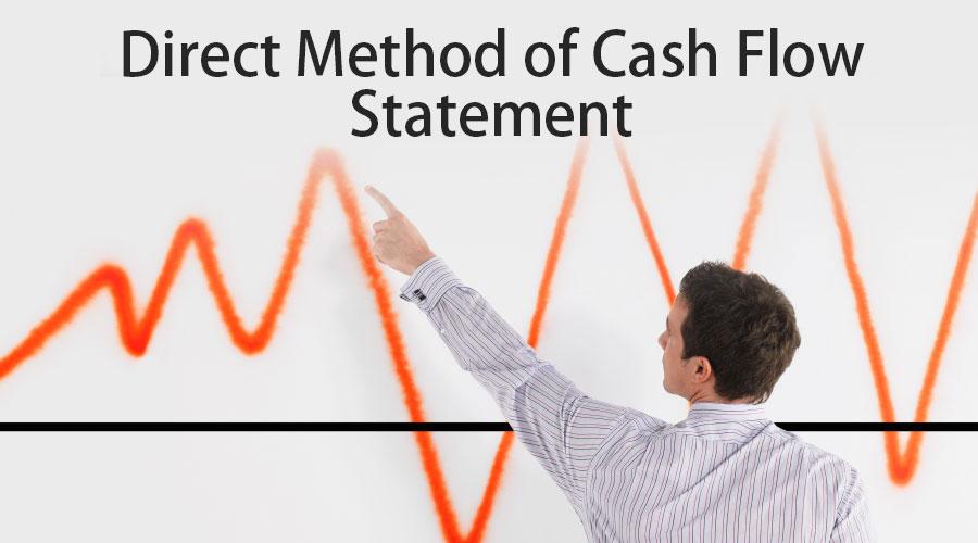 direct method of cash flow statement