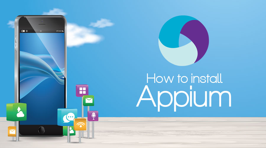 how to install appium