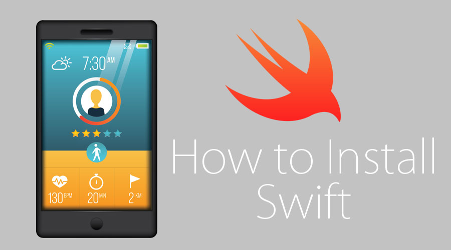 how to install swift
