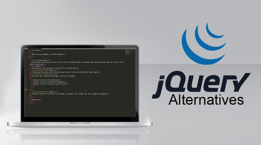 jQuery Alternatives