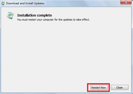 PowerShell Installation step 8