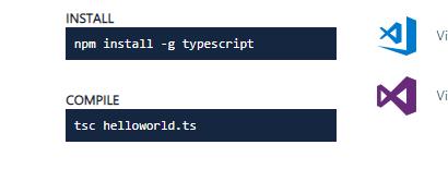 TypeScript installation Step 3