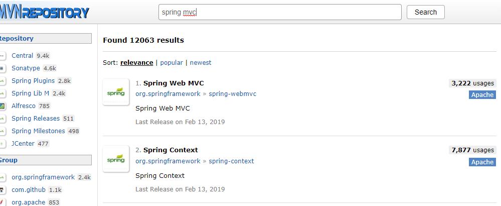 Spring Web MVC