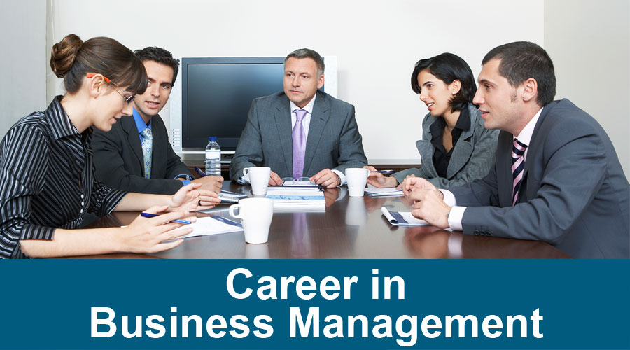 Career in Business Management