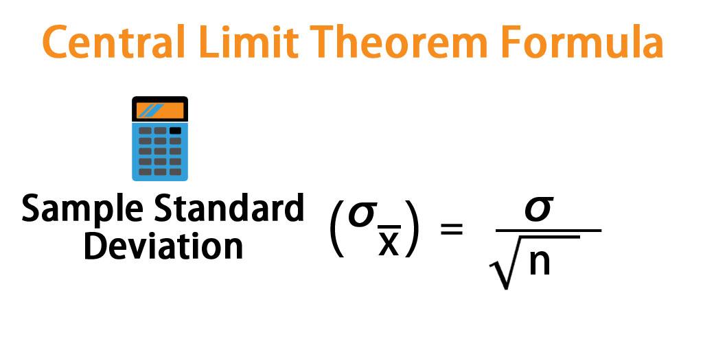 Central Limit Theorem Formula
