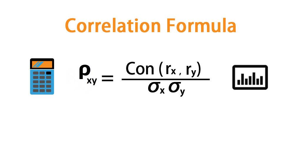 Correlation Formula