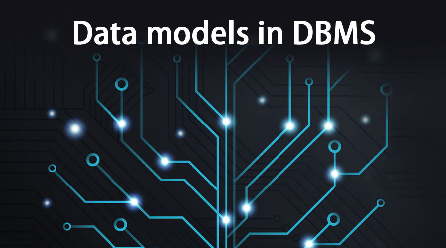 Data models in DBMS