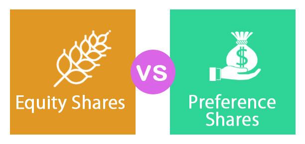 Equity Sharesvs Preference Shares 1