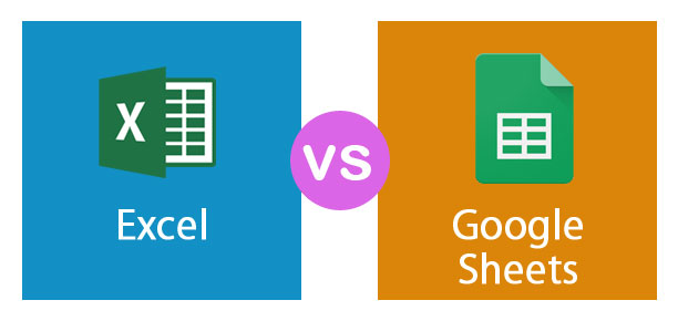 Excel vs Google Sheets