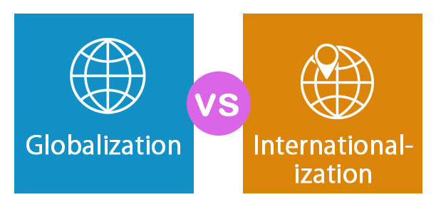 Globalization vs Internationalization