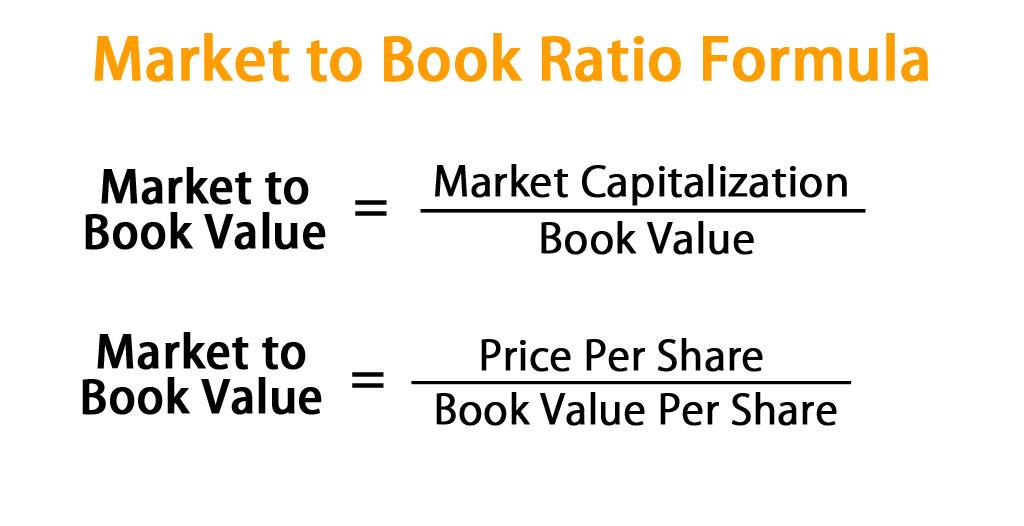 Market to Book Ratio Formula