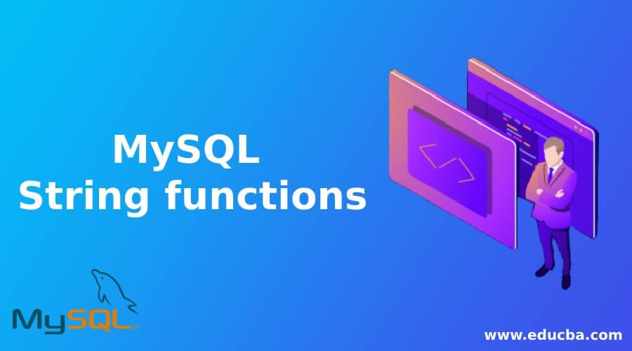 MySQL String functions