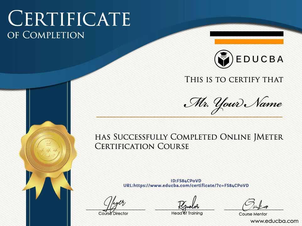 Online-JMeter-Certification