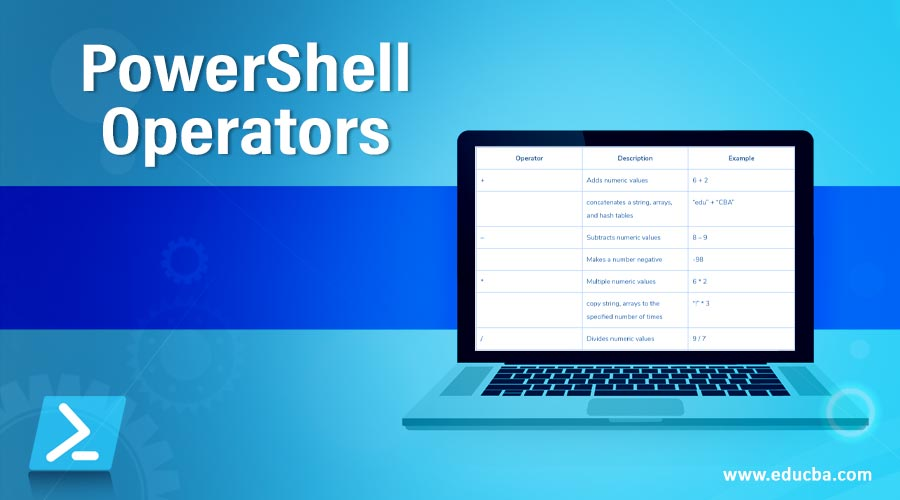 PowerShell Operators