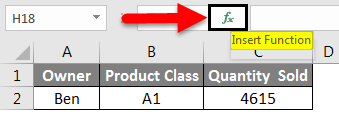SUMIF With Multiple Criteria Example 2-1
