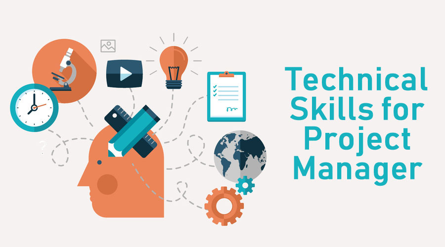 Technical Skills for Project Manager