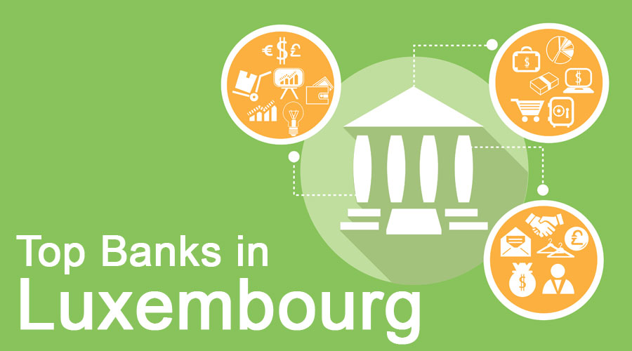 Top Banks in Luxembourg