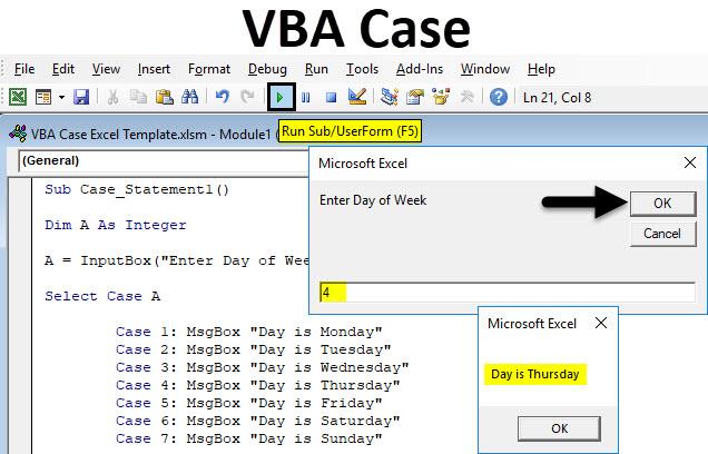 VBA Case