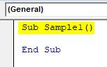 VBA Dim Example 2-3