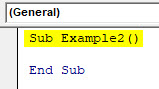 VBA Time Example 2-3