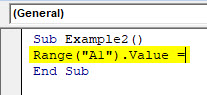 VBA Time Example 2-4