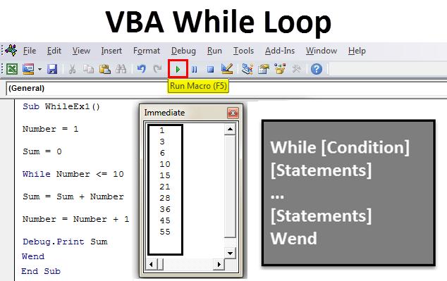 VBA While Loop