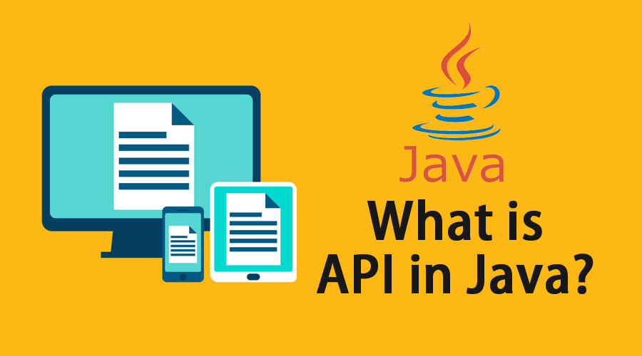 What-is-API-in-Java