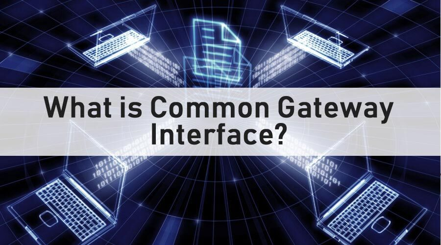 What-is-Common-Gateway-Interface