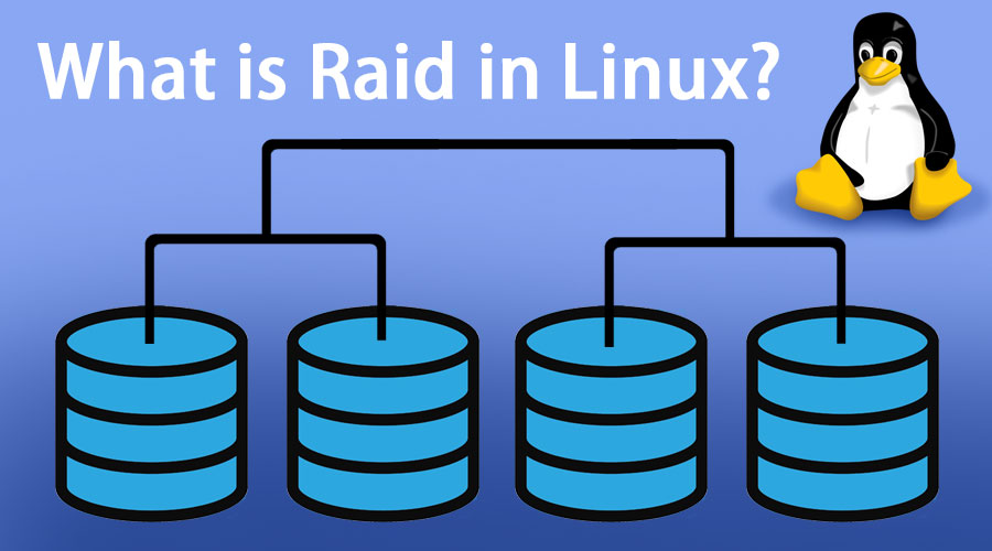 What is Raid in Linux