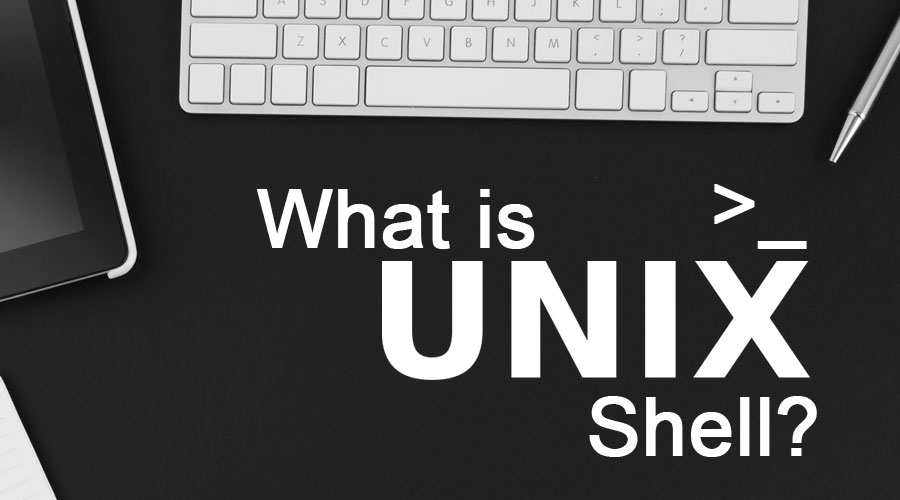 What-is-Unix-shell