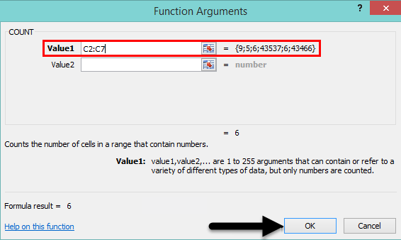 count-formula