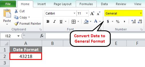 date formula 7