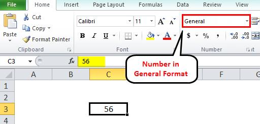 Text Formula Example 1-1