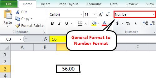 Text Formula Example 1-2